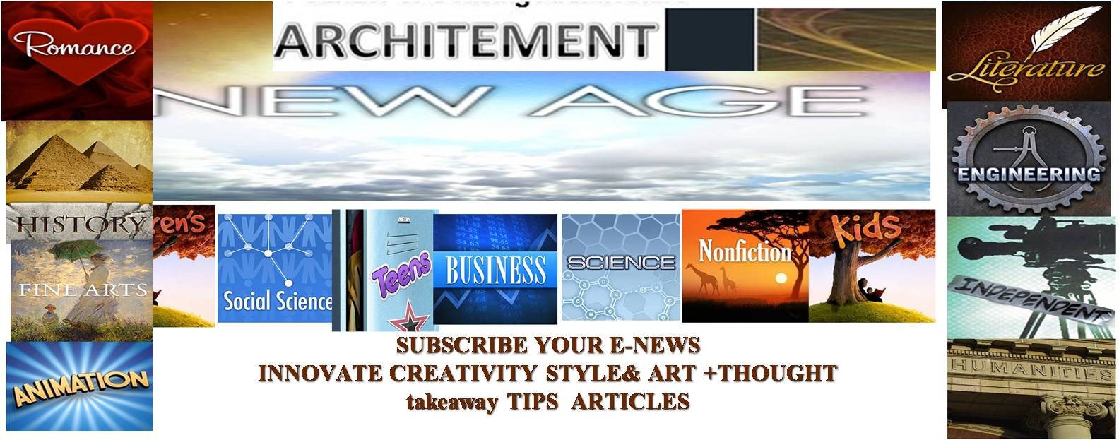ARCHITAMENT E-NEWS VISIONARY KEYNOTES-ARTICLES,INTERACTIVE PRESENTATIONS,TAKEAWAY TIPS&GUIDES AND MUCH MORE!!!